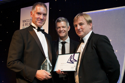 Macclesfield and Wilmslow Business Awards